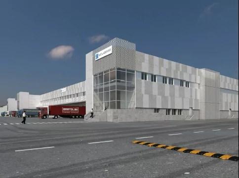 Beta Airport - Rendering nuovo impianto Malpensa