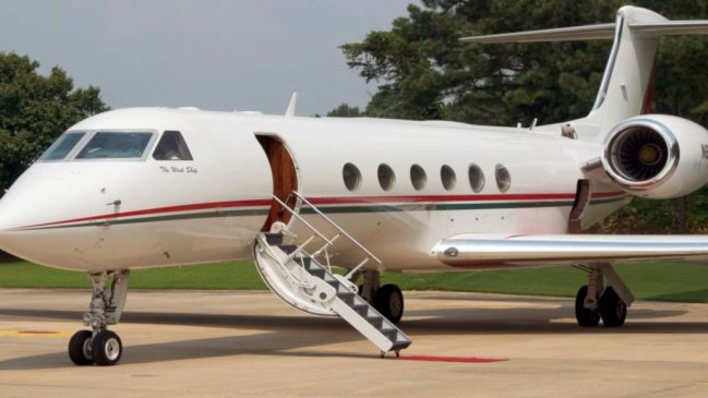 Gulfstream IV Aircraft Guide | Air Charter Service USA
