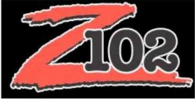 Composite: WZAT Z102 Savannah | Summer, 1991
