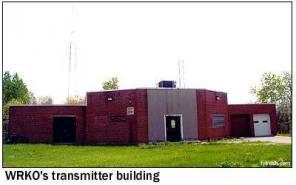 WRKO Transmitter