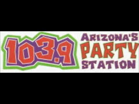 "A Sample of KPTY ""Party Radio @ 103-9"" Phoenix 
