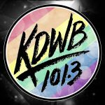 101.3 Twin Cities KDWB Rainbow