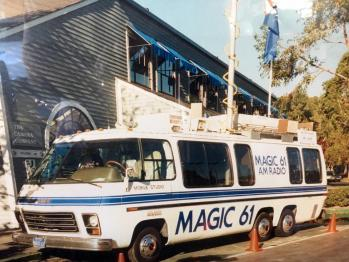 "Dr. Don Rose, KFRC ""Magic 61"" – First Hour 