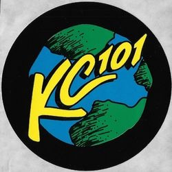 Big Rich Baker, 101.3 WKCI Hamden (New Haven) KC-101 FM | 1981