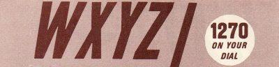 1270 Detroit WXYZ