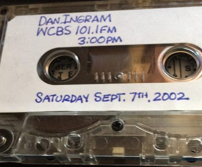 Dan Ingram Tape