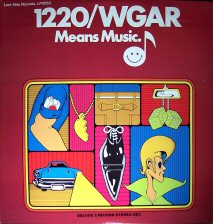 1220 Cleveland WGAR Means Music
