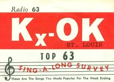 "Tom Konard's ""Aircheck Factory"" Presents:  Jack Elliot, 630 KXOK St. Louis 