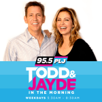 Todd Pettingil and Jayde