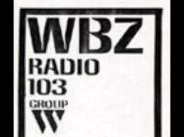 Ted Larson, WBZ 1030 Boston | March, 1974