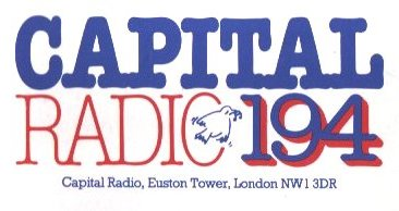 Launch of Capital Radio 539 London | October 16 1973