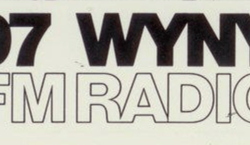 Ed Baer, 97 WYNY New York | 1980