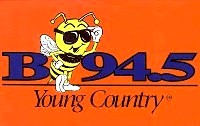 94.5 Orlando, B94.5, Young Country, WCFB