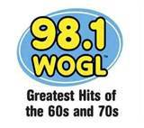 98.1 FM Philadelphia, WOGL, Oldies, WCAU-FM