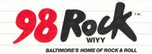 97.9 FM Baltimore 98 Rock Paco Lopez Emory Erica Hurst Broadcasting WBAL TV HD AM Radio 11 1090 Detour Dave Sandler