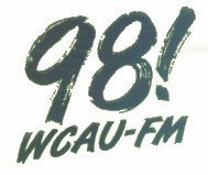 98.1 FM Philadelphia 98 Now WOGL WCAU-FM