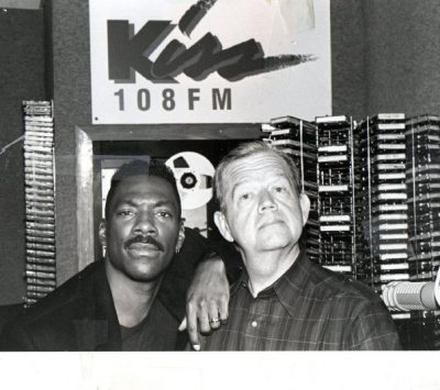 J.J. Wright Dale Dorman WXKS-FM Kiss-108 680 Boston WRKO