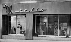 1410 KQV Pittsburgh Studios