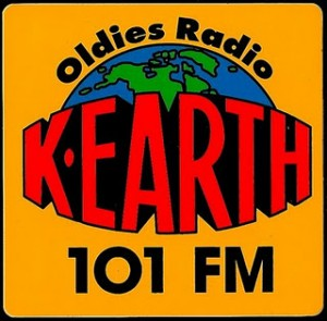 101.1 FM Los Angeles KRTH K-Earth 101 KHJ-FM Jonathan Steve Scott Brian Bierne Mr. Rock and Roll Pat Evans Ronert W Morgan The Real Don Steel