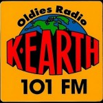 101.1 FM Los Angeles KRTH K-Earth 101 KHJ-FM Jonathan Steve Scott Brian Bierne Mr. Rock and Roll Pat Evans Ronert W Morgan The Real Don Steele Huggy Boy