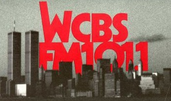 101.1 FM New York WCBS-FM Bill Brown Bob Shannon Dan Taylor Ron Lundy Dan