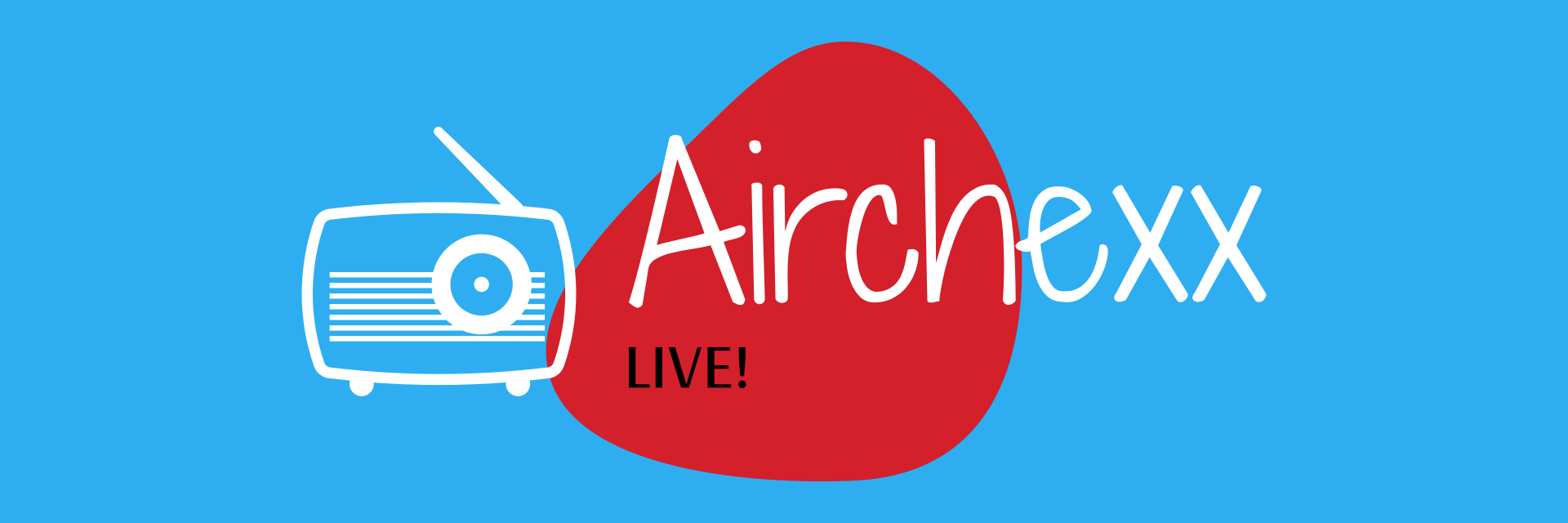 Logo for Airchexx Live!