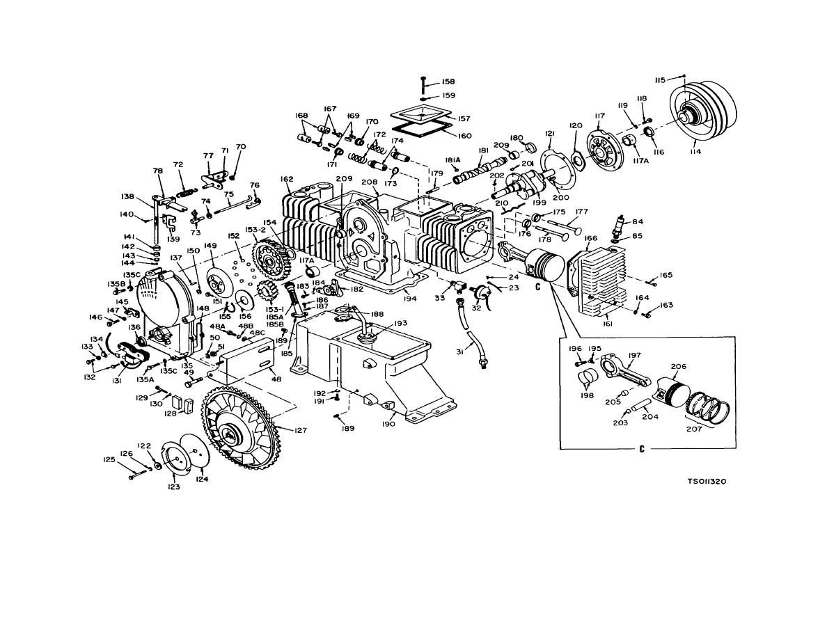 Figure 3 11 Engine Exploded View Sheet 2 Of 3