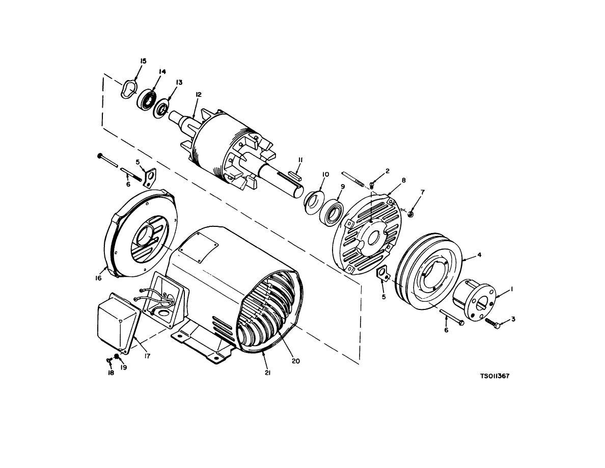 Figure 8 1 Electric Motor Model Rmp J 11 10e