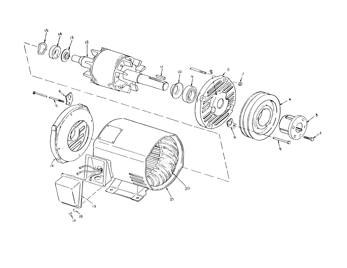 Figure 24 Electric Motor