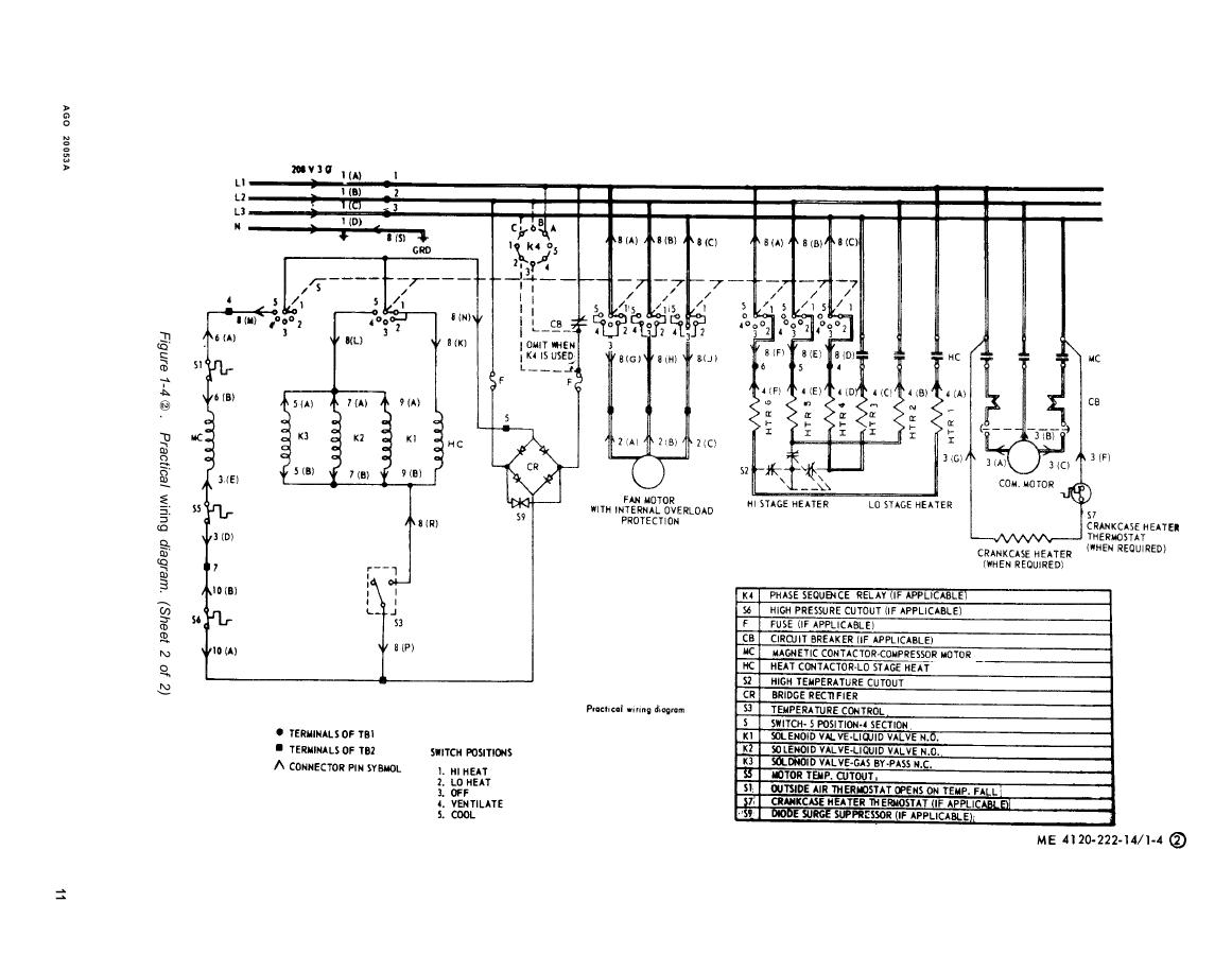 Figure 1 4 X Practical Wiring Diagram