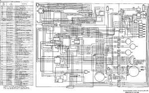 figure 181 wiring diagram, 3 phase, 400 hertz, 208 volts