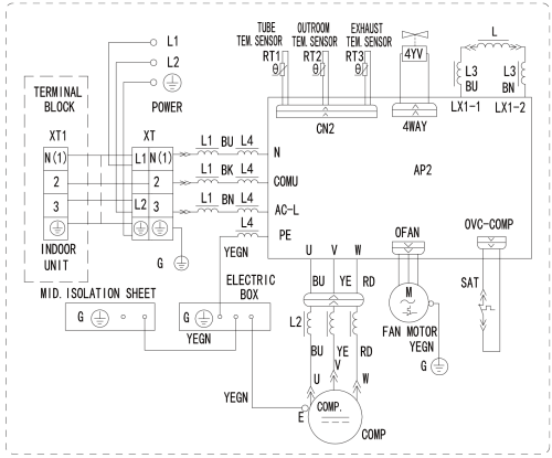 2wire Capacitor Ceiling Fan Wiring Diagram