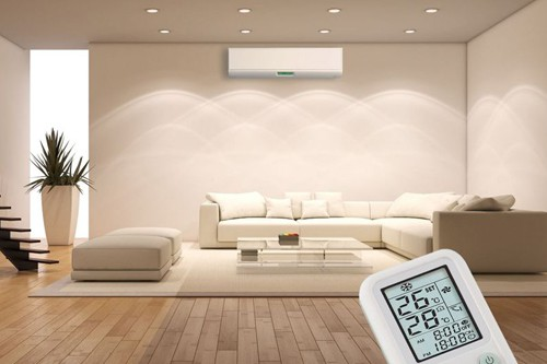 right aircon size, room size