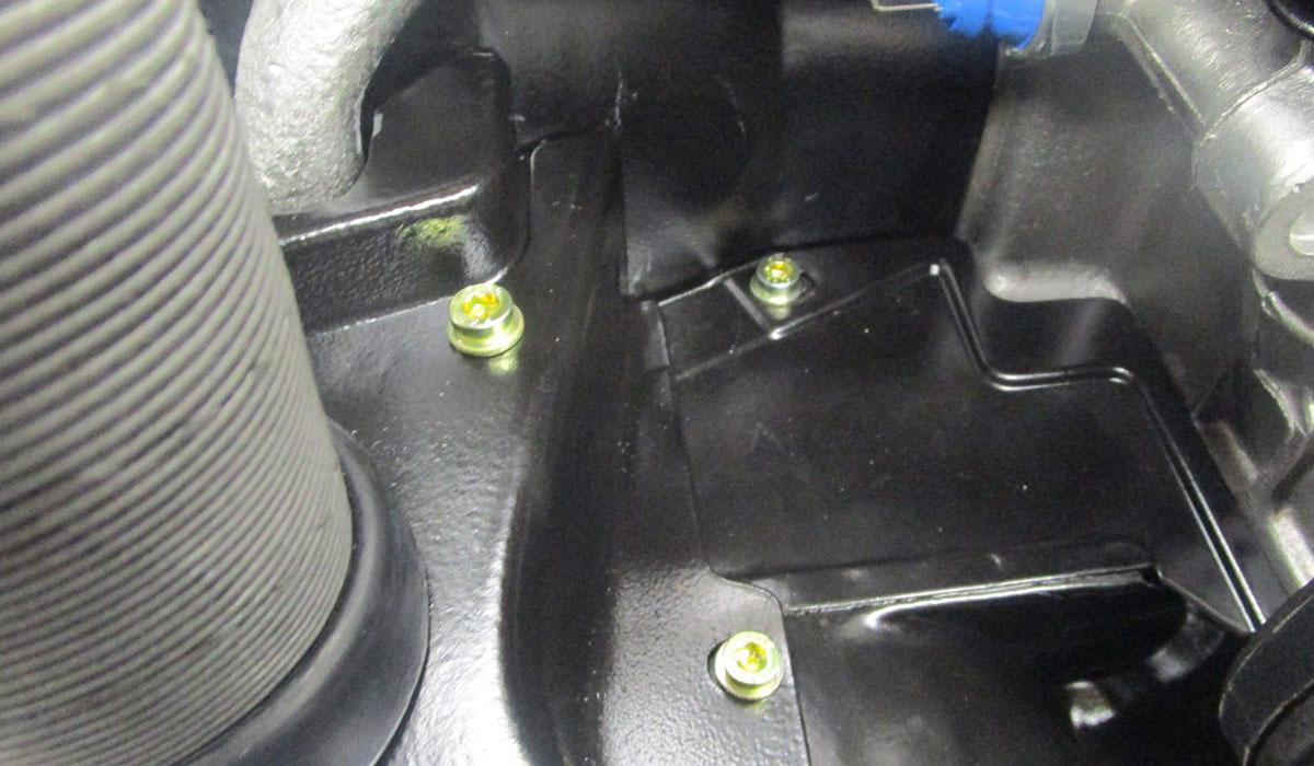 VW Motor Teil