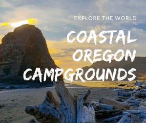 Best Coastal Oregon RV Campgrounds