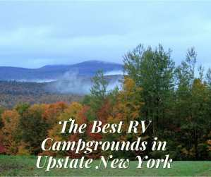 Read more about the article The Best Autumn RV Camping in Upstate New York