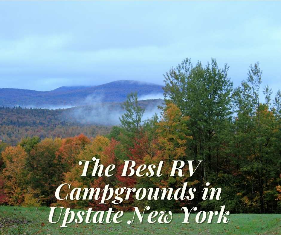 The Best Autumn RV Camping in Upstate New York