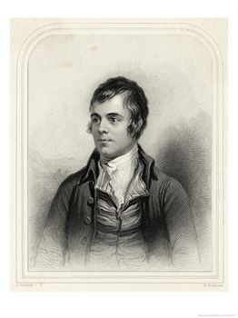 Happy Birthday Robbie Burns!