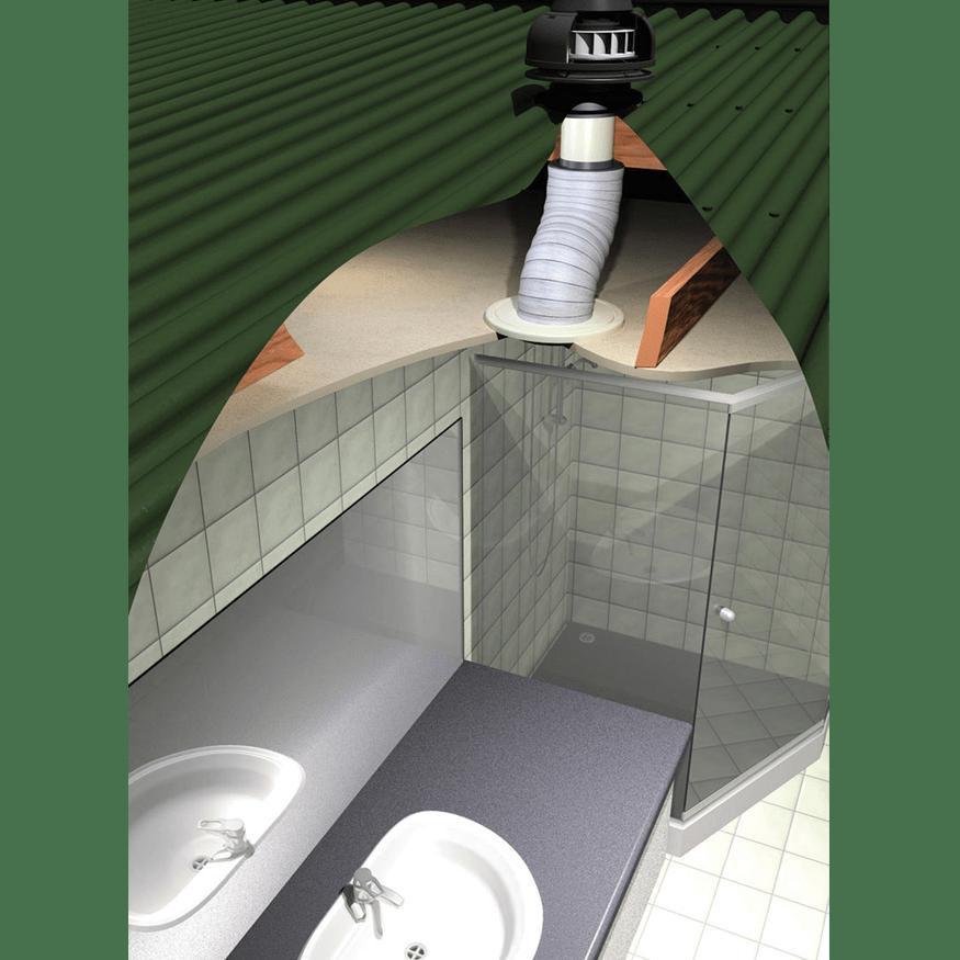 bathroom exhaust fan br500