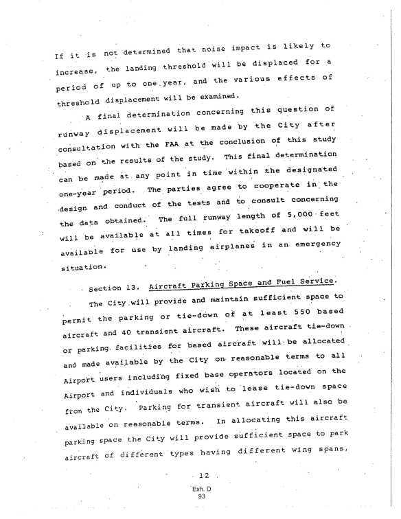 19840131.. Settlement between City of Santa Monica & FAA [KSMO], pg.13