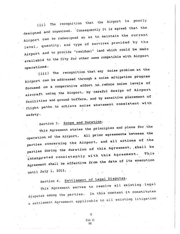 19840131.. Settlement between City of Santa Monica & FAA [KSMO], pg.6