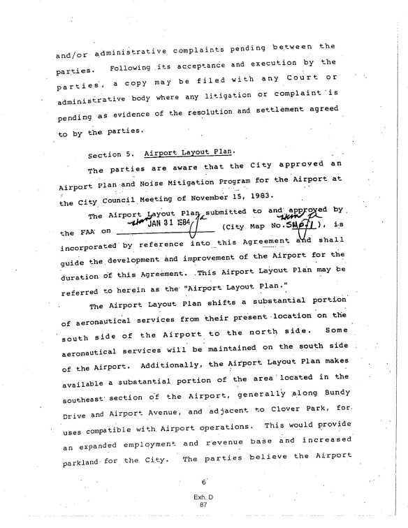 19840131.. Settlement between City of Santa Monica & FAA [KSMO], pg.7