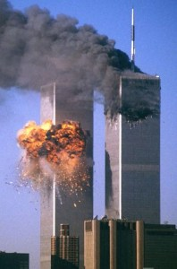20010911.. twin towers pic, second impact