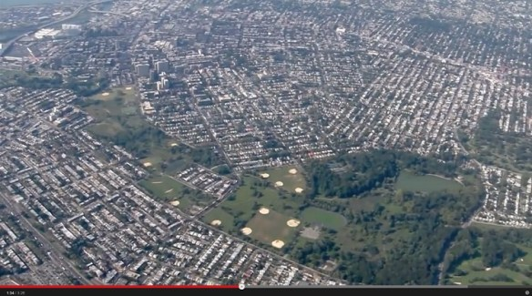 20120913.. 'Flight Over Flushing', (KLGA Whitestone Climb at approx. 5PM), screencap at time1.39