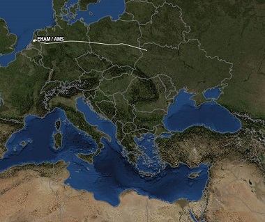 20140717.. MH17 route, sat.view