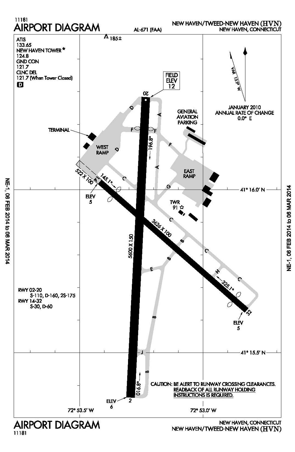 install airport facility diagram