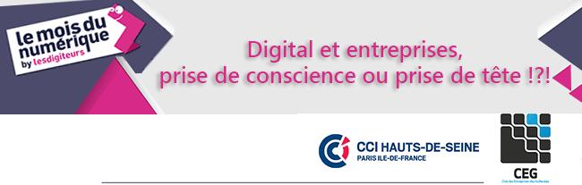 DIGITALK : Digital et entreprise