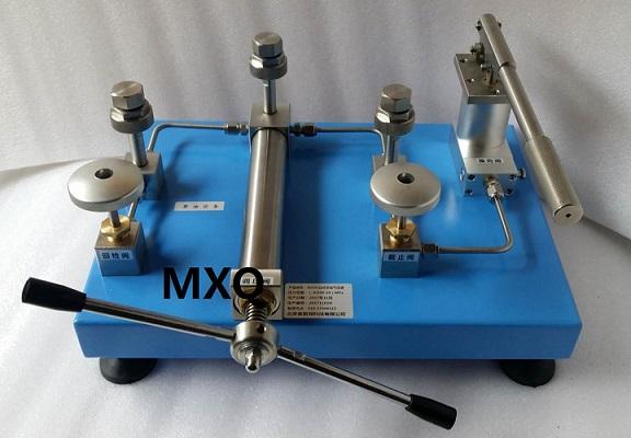 SD201 Manual Pneumatic Calibration Pump