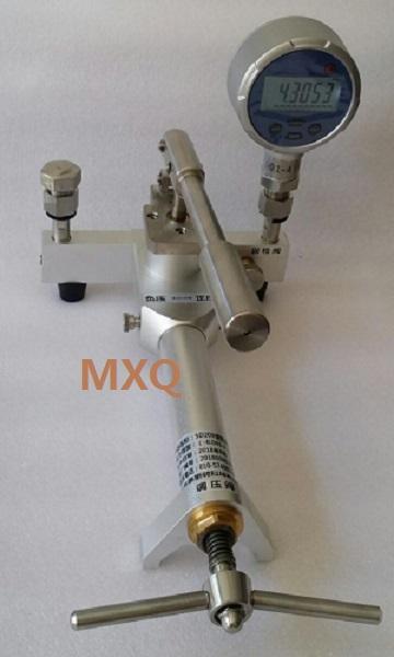 SD209 Portable Manual Pneumatic Calibration Pump