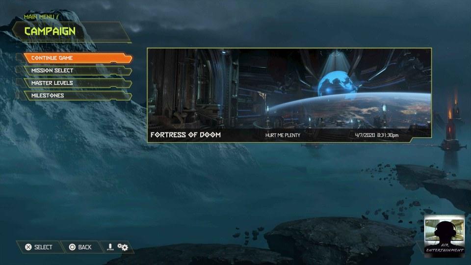 Fortress of Doom   Doom Eternal Review